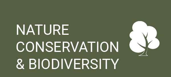 Nature conservation & biodiversity